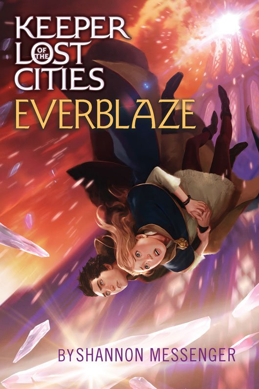 Keeper of the Lost Cities - Everblaze