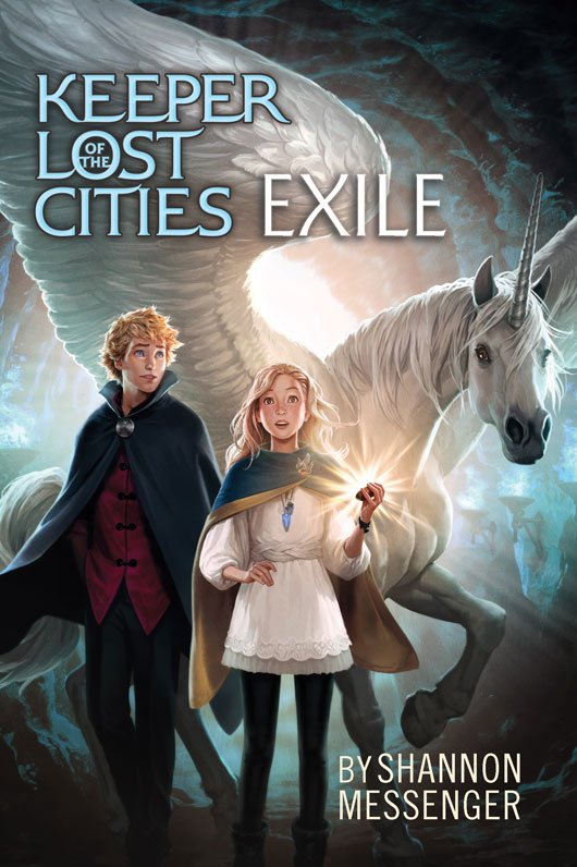Keeper of the Lost Cities - Exile