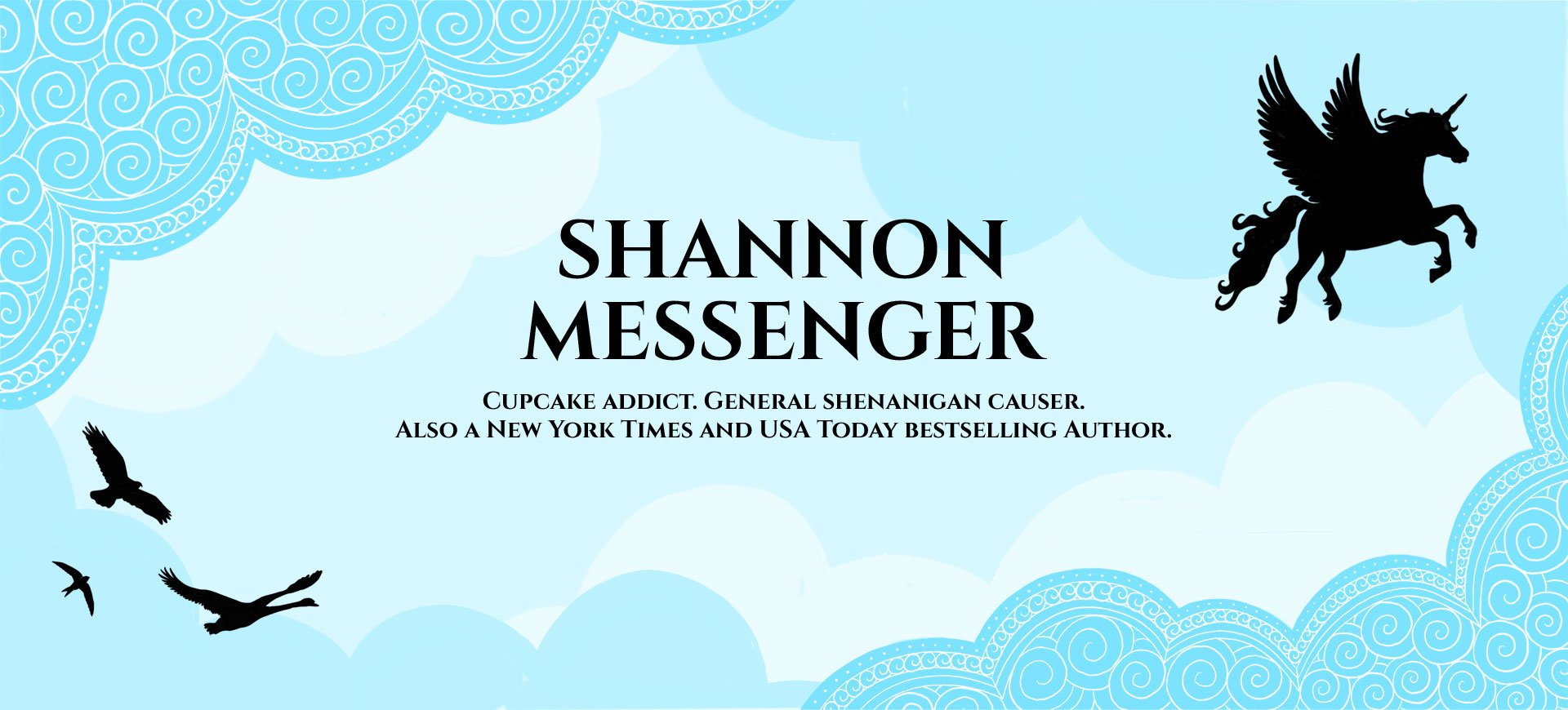 Shannon Messenger New York Times And Usa Today Bestselling Author