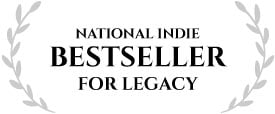 National Indie Bestseller for LEGACY